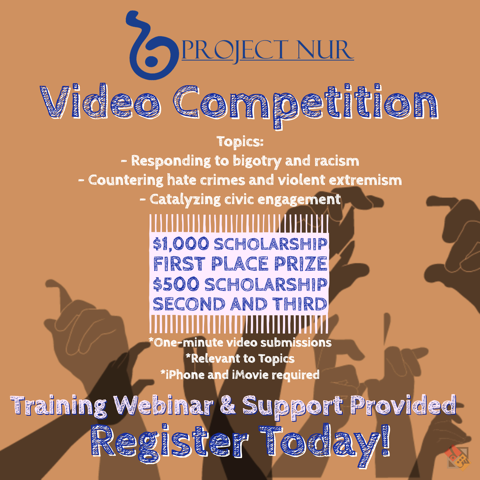 project nur video competition